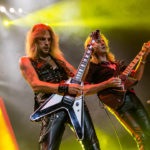 Richie Faulkner & Glenn Tipton - Judas Priest en Chile (2015)