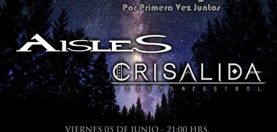 Afiche AISLES CRISALIDA SCD junio 2015
