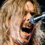 Mikael Åkerfeldt - Opeth en Chile (17-07-2015)