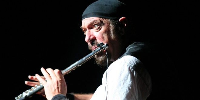 Jethro Tull - CLSK Chile 2015