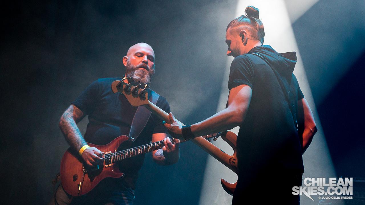 Piotr Grudziński  & Mariusz Duda - Riverside (07-09-2015)