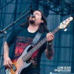 Santiago Gets Louder 2015 - Weichafe