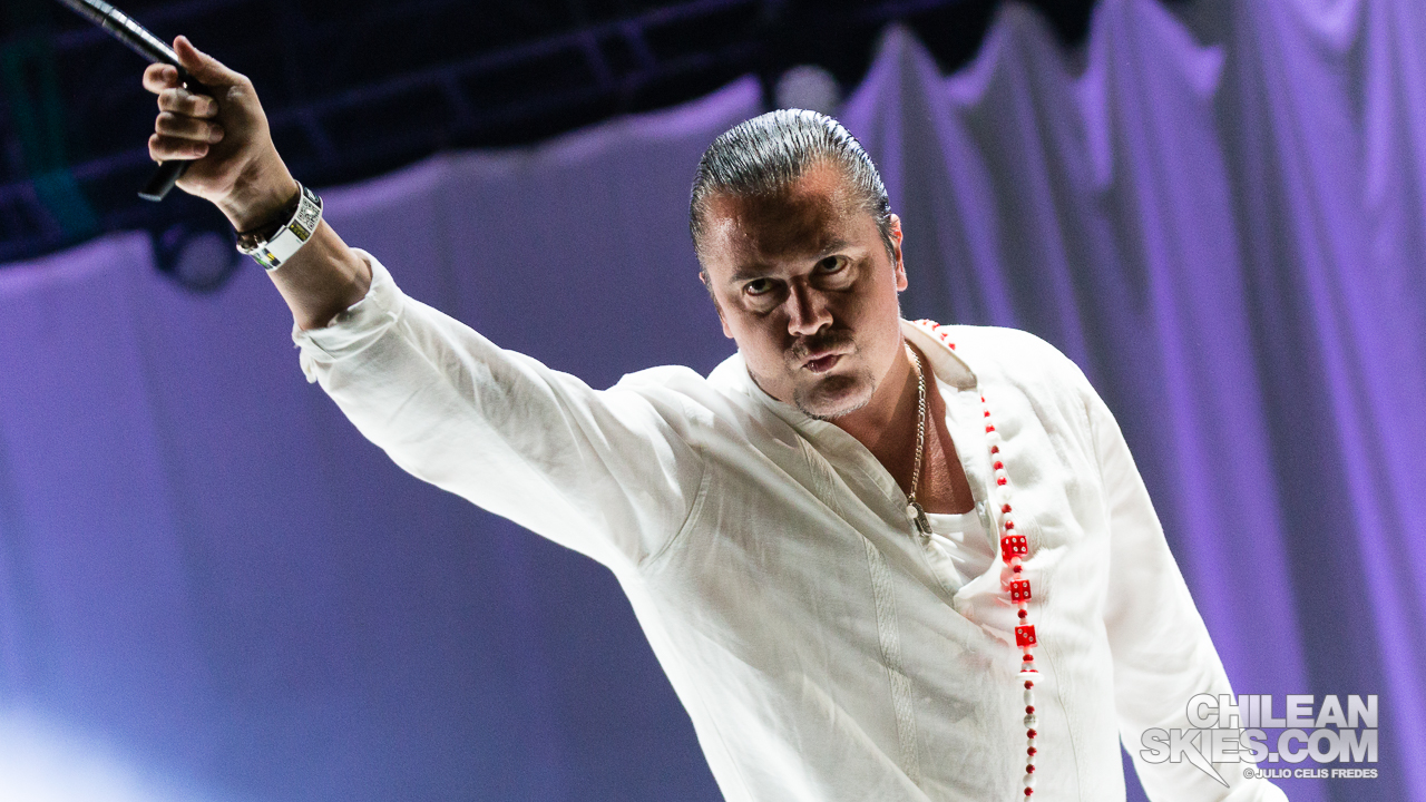 Santiago Gets Louder 2015 - Faith No More