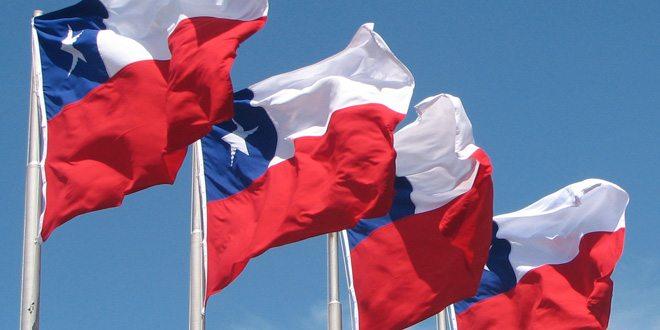 Banderas-Chilenas