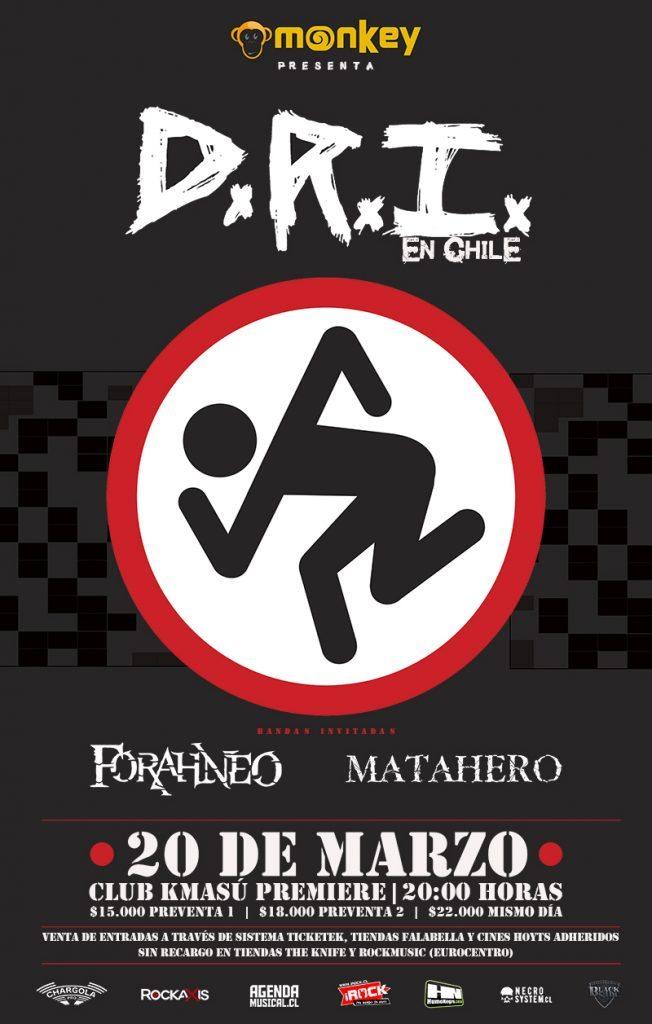 D.R.I. en Chile