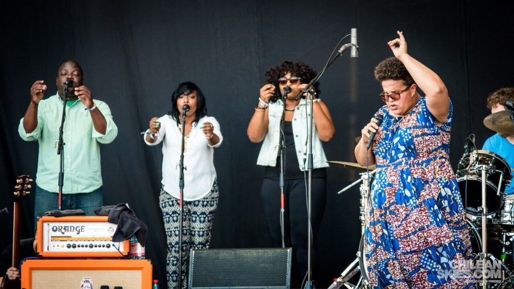Alabama Shakes - Lollapalooza Chile 2016