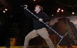 Iron Maiden en Chile 2016