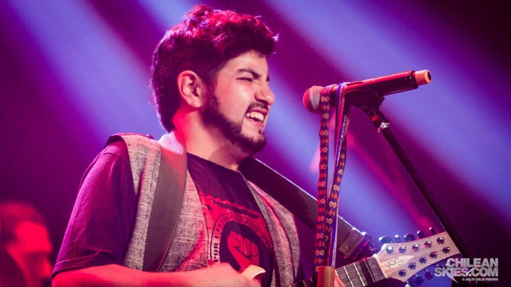 Kuervos del Sur - Lollapalooza Chile 2016