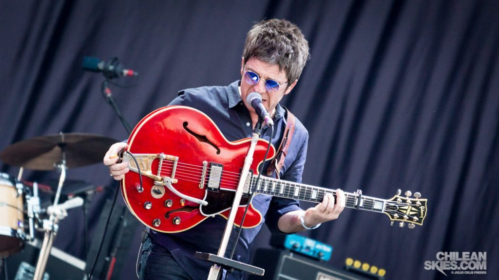 Noel Gallagher's High Flying Birds - Lollapalooza Chile 2016