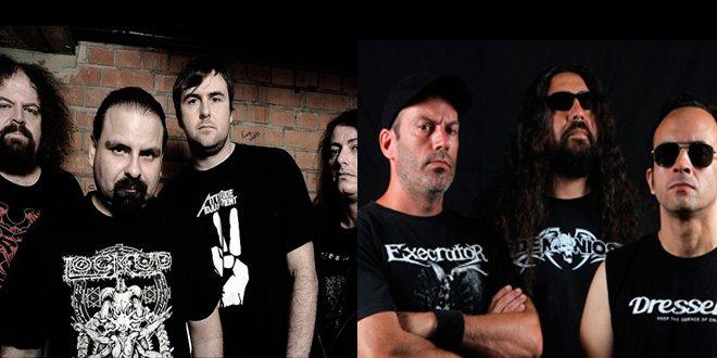 Los nacionales de Forahneo serán los teloneros de Napalm Death en Chile
