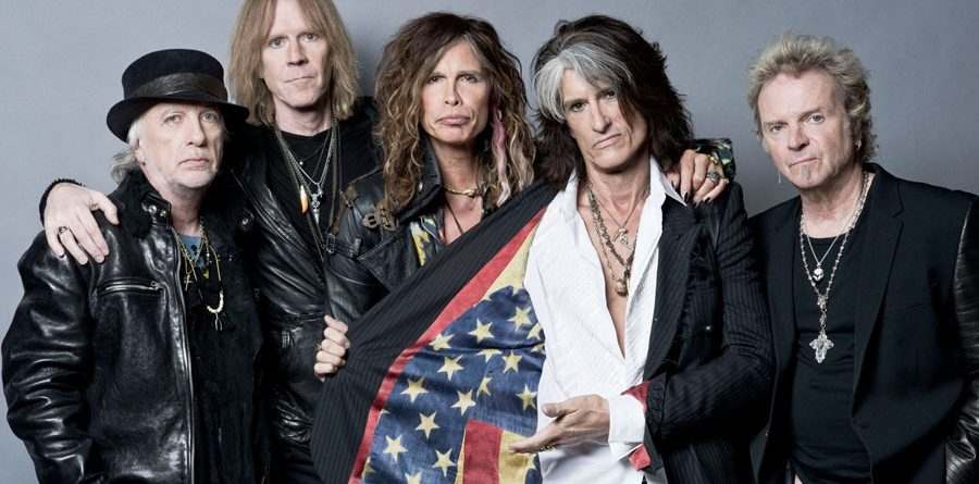 Aerosmith Stgo Rock City