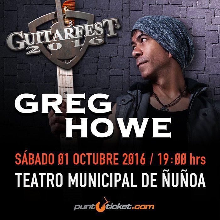 Guitar Fest 2016 - Greg Howe