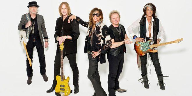 Conoce el valor de las entradas para el show de despedida de Aerosmith en Chile