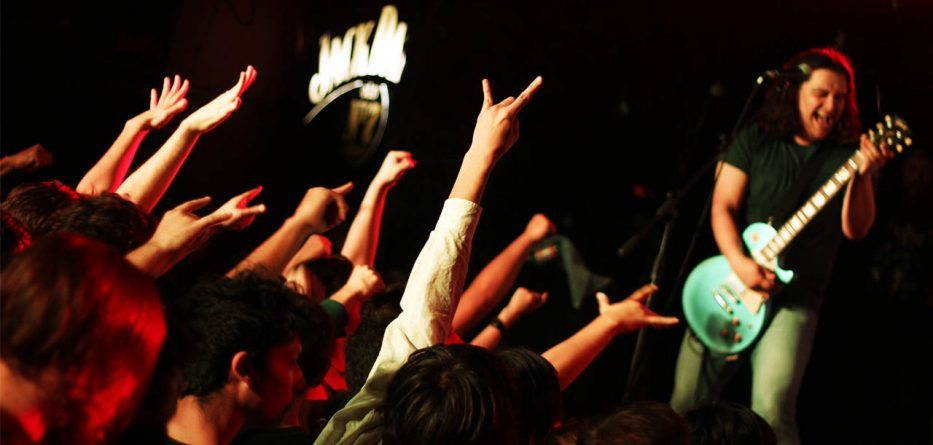 Igor - Stoned Jesus en Rock&Guitarras - 08-05-16