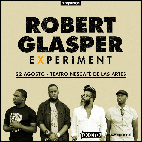 ROBERT GLASPER_ CHILE 2016