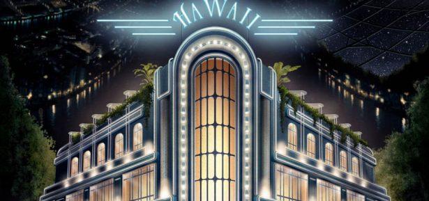 Aisles Hawaii Album Cover
