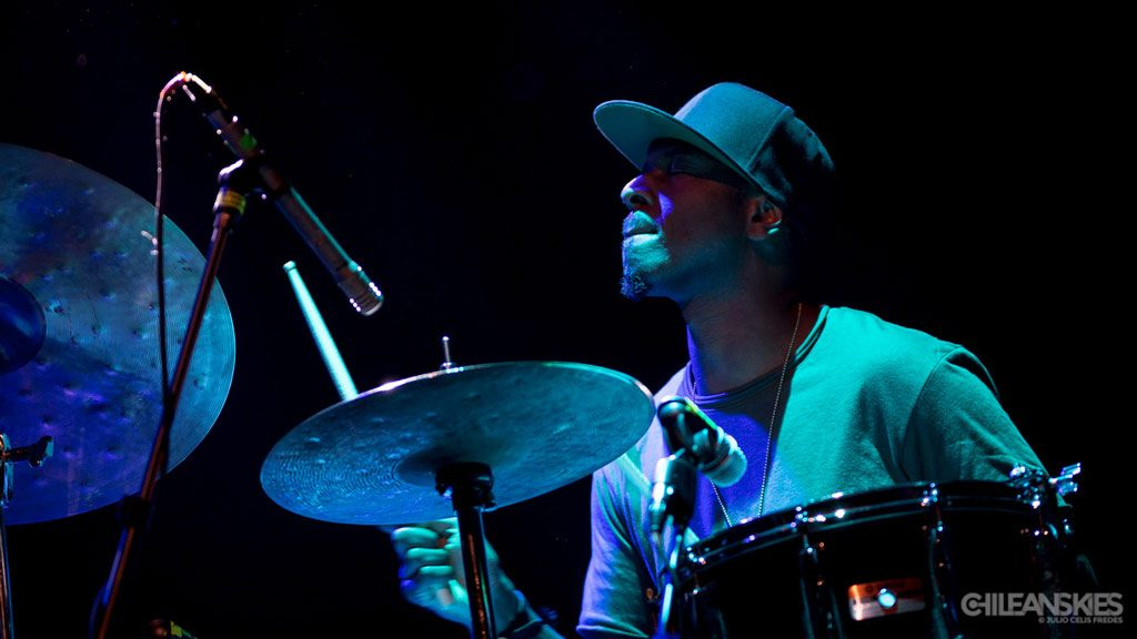 Mark Colenburg - Robert Glasper Experiment en Chile (2016)