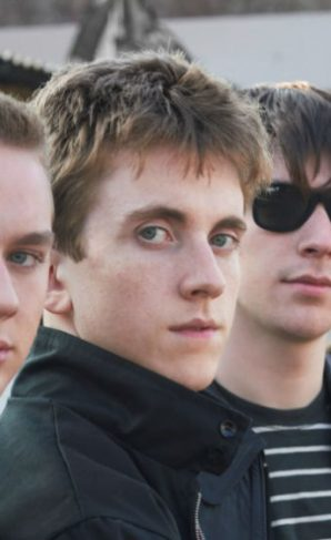 THE_STRYPES_BAJA_PROMO 2016 CHILE