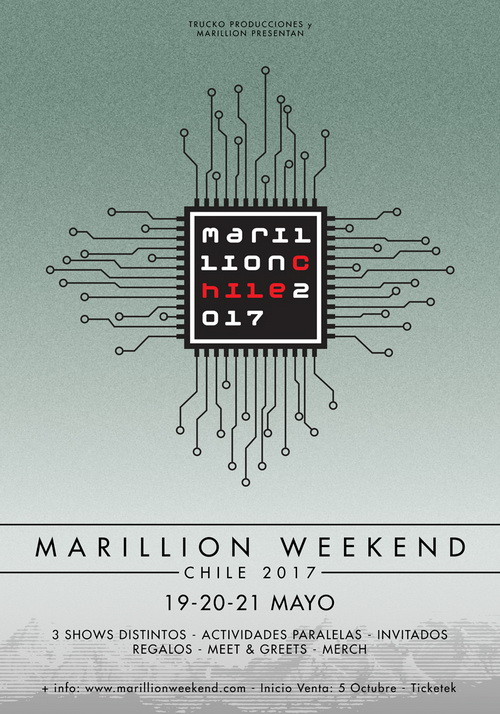 Marillion Weekend