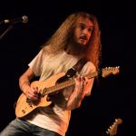 Guthrie Govan - The Aristocrats en Chile 25-11-2016