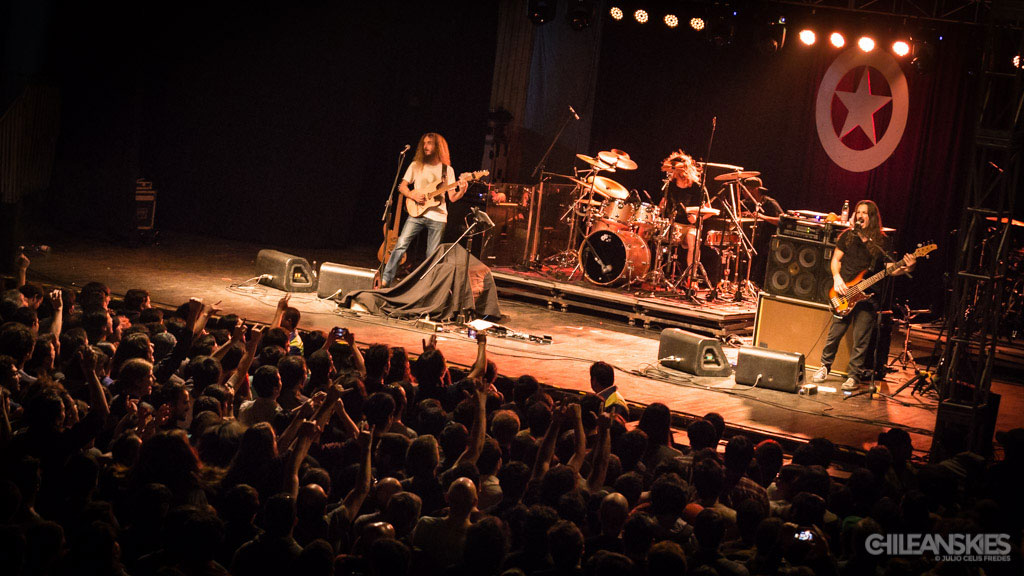 The Aristocrats en Chile 25-11-2016