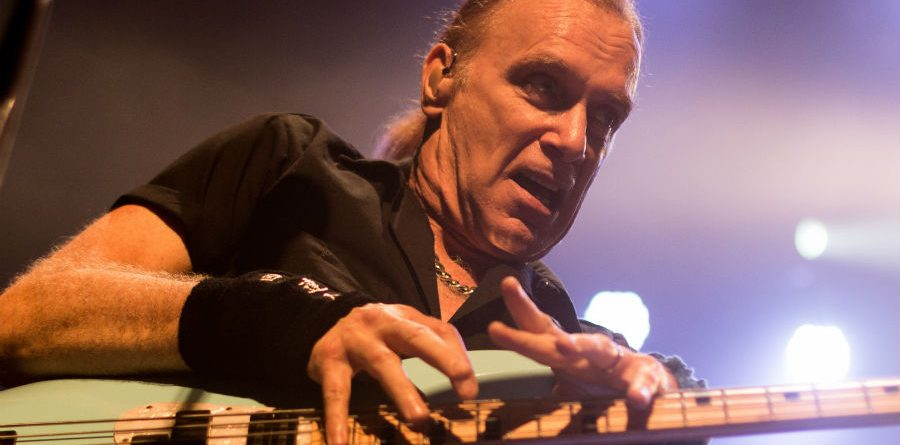 Billy Sheehan No logo