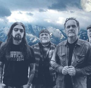 The Neal MOrse Band 2017 promo press opt