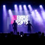 Temple Agents - Lollapalooza Chile 2017
