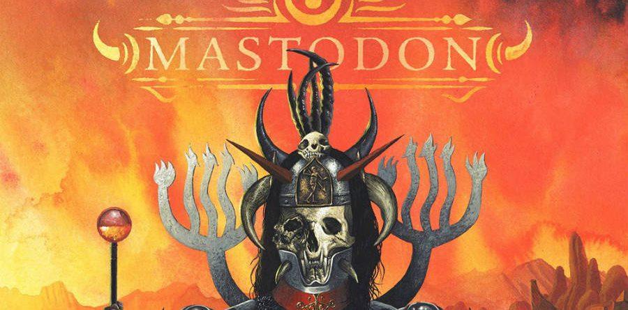 Mastodon - Emperor Of Sand promo opt