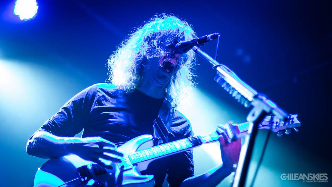 Mikael Åkerfeldt - Opeth en Chile (2017)