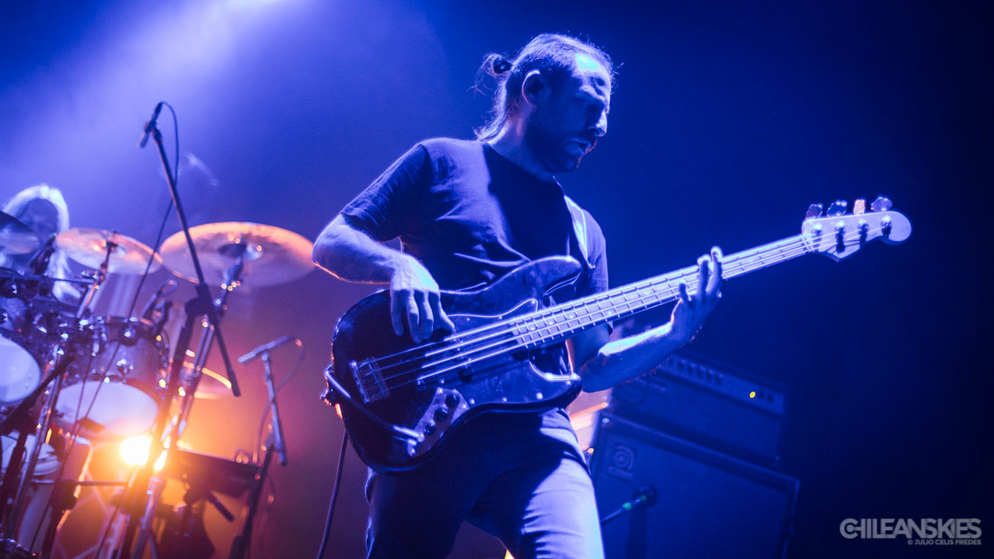 Martín Méndez - Opeth en Chile (2017)