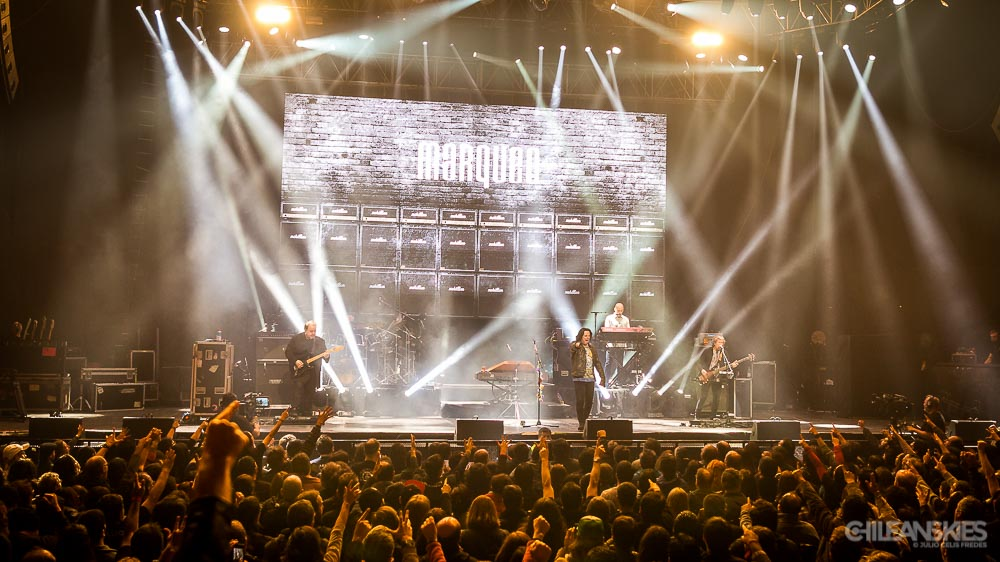 Marillion Weekend Chile 2017 - Sábado 20 de mayo