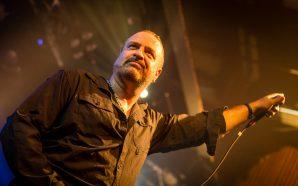 Russell Allen en Chile (2017): El rock y el metal…