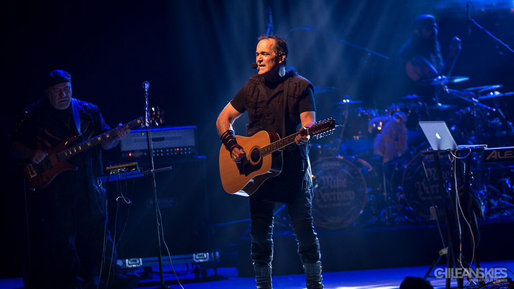 The Neal Morse Band en Chile (2017)
