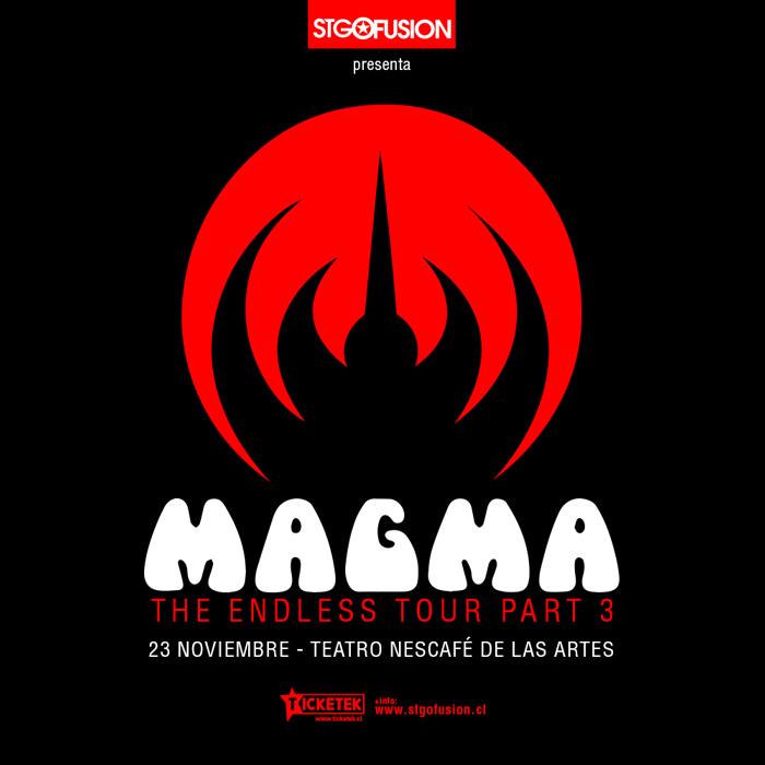 Magma en Chile (2017)