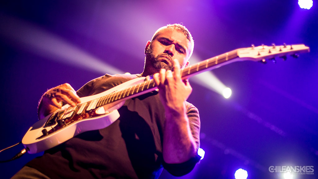 Animals As Leaders en Chile (2017)