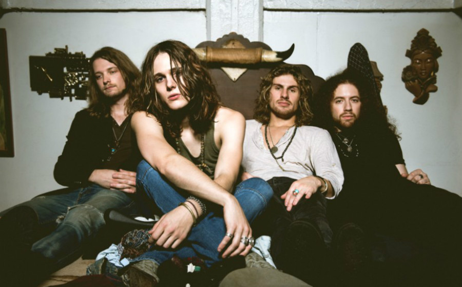 Stgo Rock City suma a Tyler Bryant & The Shakedown