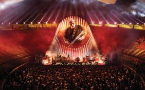 "David Gilmour nos adelanta ""Rattle That Lock"" de su nuevo…"