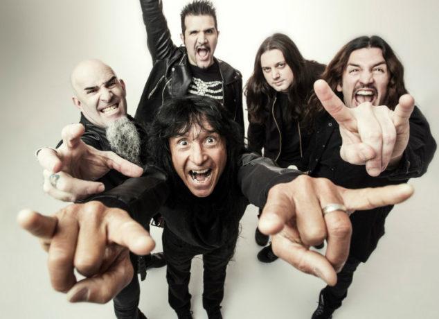 Anthrax 2017