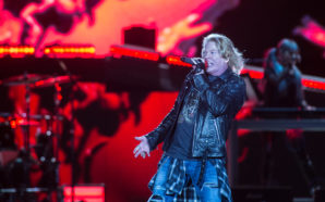 Guns N' Roses en Stgo Rock City, Chile (2017): Los…