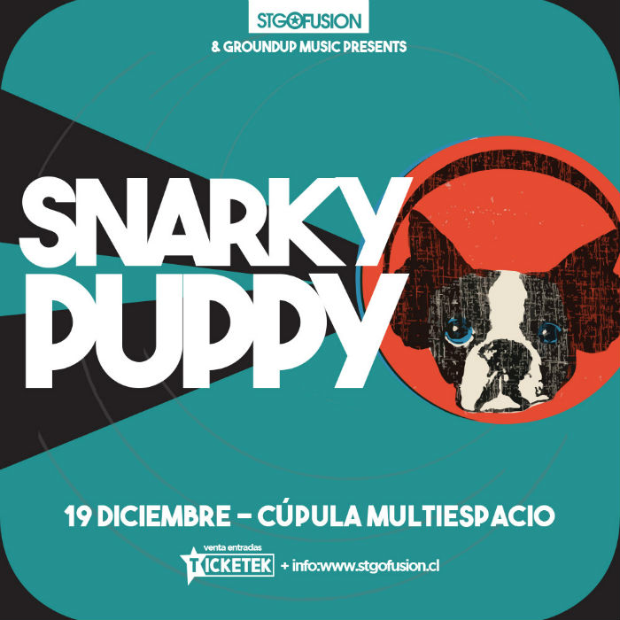 Snarky Puppy en Chile