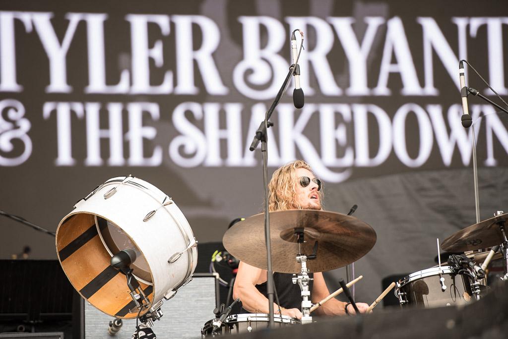 Tyler Bryant & The Shakedown en Chile (2017)