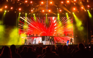 Def Leppard en Stgo Rock City, Chile (2017): 40 años…