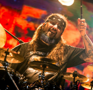 Mike Portnoy en Chile (2017)