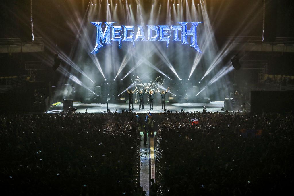 Megadeth Santiago Gets Louder (2017)