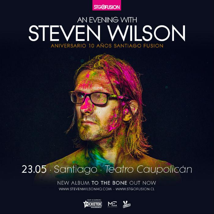 Steven Wilson en Chile (2018)