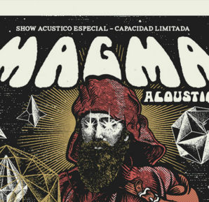Magma Acoustique en Chile (2017)