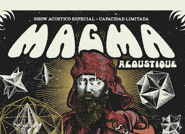 Magma Acoustique en Chile (2017)