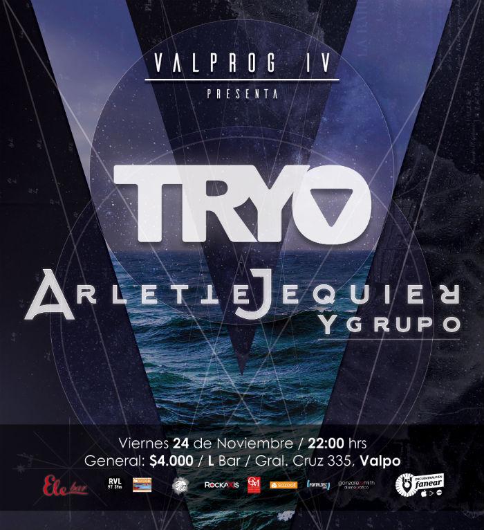 Afiche Valprog IV (2017)