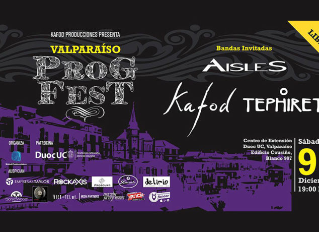 Valparaíso Prog Fest